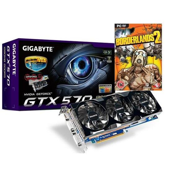 Gigabyte GV-N570OC-13I V2.0