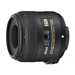 Photo of Nikon AF-S DX Micro NIKKOR 40MM F/2.8G Lens