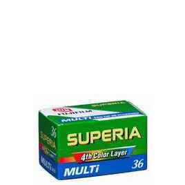 New Superia Multi 36 Reviews