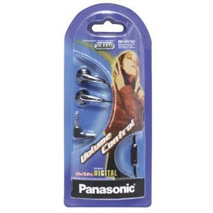 Photo of Panasonic RP-HV162E-K Headphone