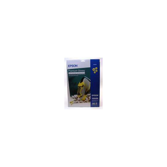 EPSON PREM GLOS A4 20S