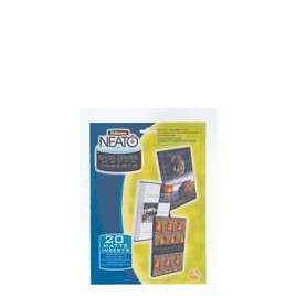 FELLOWS 20PK DVD INSERTS Reviews