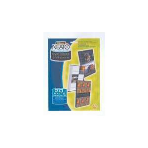 Photo of FELLOWS 20PK DVD INSERTS DVD Accessory