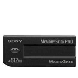 Sony MSX-512S PRO MEMORY STICK Reviews