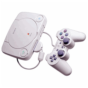 Photo of Sony PS One Games Console