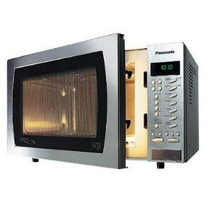 Photo of Panasonic NN-V673SG Microwave