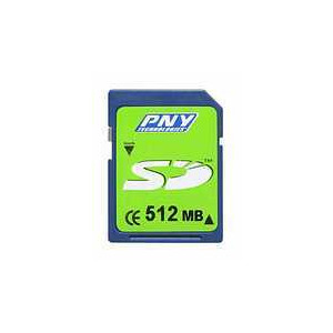 Photo of PNY Technologies SECURE DIGITAL Memory Card