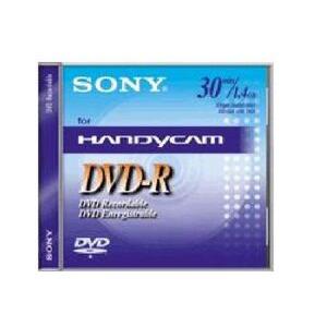 Photo of Sony DVD-R 1.4GB 8 cm DMR30 DVD R