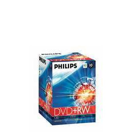 Philips DVD+RW 4.7 GB DVDRW1S04/300 Reviews