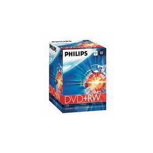 Photo of Philips DVD+RW 4.7 GB DVDRW1S04/300 DVD RW