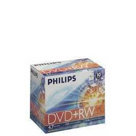 Philips DVD+RW 4.7 GB DVDRW1S04/200 Reviews
