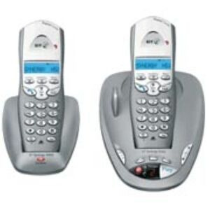 Photo of BT SYNERGY 3505 TWIN Landline Phone