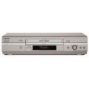 Photo of Sony SLV-SE 740 Video Recorder