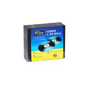 Photo of PCL CDRW80 CD R