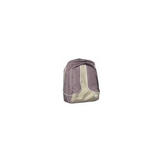 Techair Playa Backpack With Power Supply Pouch - Beige