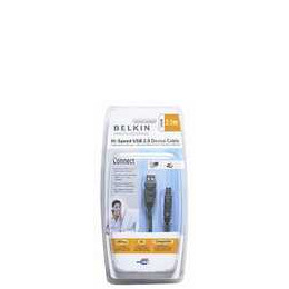 Belkin Usb A B 2 1m Reviews