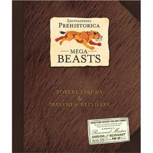 Photo of Encyclopedia Prehistorica: Mega-BEASTs Matthew Reinhart Book