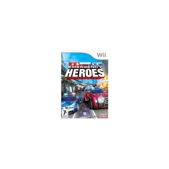 Emergency Heroes Nintendo Wii