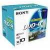 Photo of Sony DVD-R 4.7GB 10DMR47 DVD R