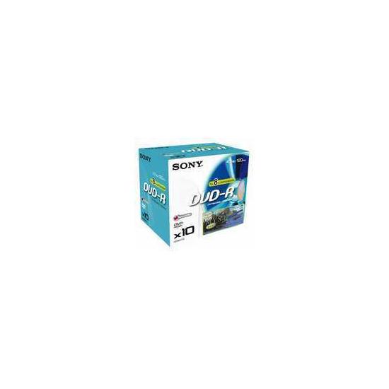 Sony DVD-R 4.7GB 10DMR47