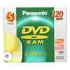 Photo of Panasonic DVD-RAM 4.7GB DVD RAM