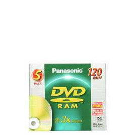 Panasonic DVD-RAM 4.7GB Reviews