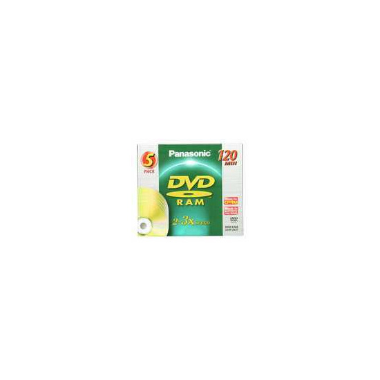 Panasonic DVD-RAM 4.7GB