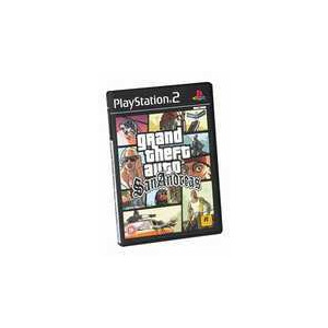 Photo of Grand Theft Auto: San Andreas (PS2) Video Game