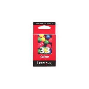 Photo of LEXMARK 18C0033E COLOUR Ink Cartridge