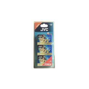 Photo of JVC DVM60 Video Tape