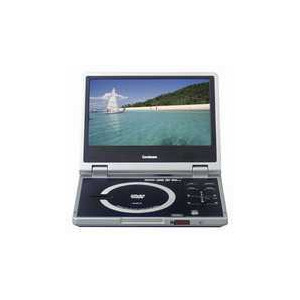 Photo of Goodmans GDVD84WLC Portable DVD Player