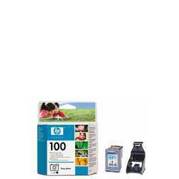 Original HP No.100 grey printer ink cartridge C9368AE Reviews