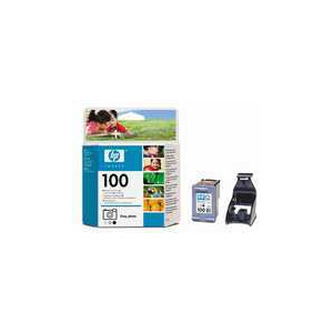 Photo of Original HP No.100 Grey Printer Ink Cartridge C9368AE Ink Cartridge