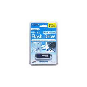 Photo of Integral Courier 512MB Memory Card