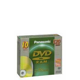 Panasonic LM-AF120LE 4.7GB DVD-RAM Reviews