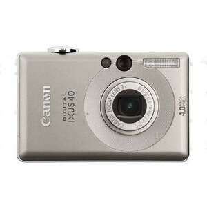 Photo of Canon Digital IXUS 40 Digital Camera