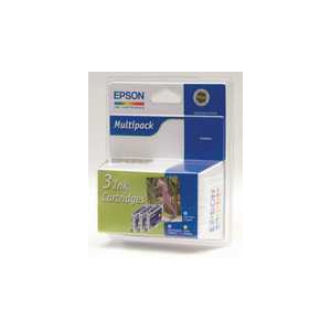 Photo of EPSON MPCK T048 Y/LC/LM Ink Cartridge