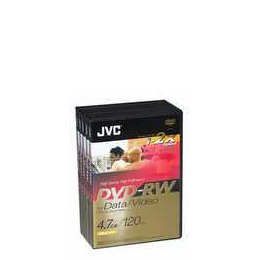 JVC DVD+RW 4.7GB Reviews
