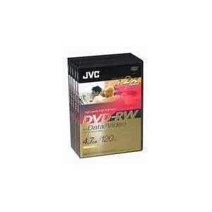 Photo of JVC DVD+RW 4.7GB DVD RW