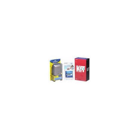 Sony Dvdkit Digital Camcorder Kit