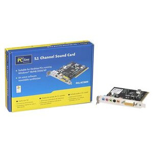 Photo of PC Line SC5100 Sound Card