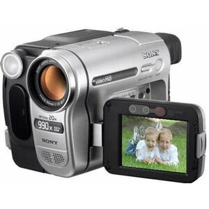 Photo of Sony CCD-TRV238 Camcorder