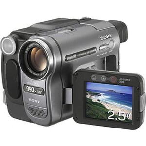 Photo of Sony DCR-TRV285E Camcorder