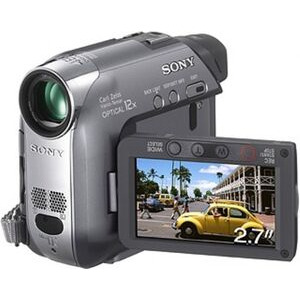 Photo of Sony DCR-HC39E Camcorder