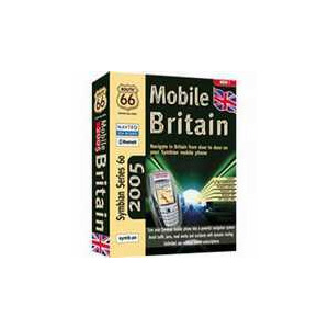 Photo of Route 66 Mobile Britian 2005 Software