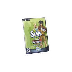 Photo of Sims 2 University Video Game