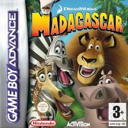 Madagascar (GBA) Reviews