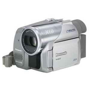 Photo of Panasonic NV-GS 75 EG Camcorder