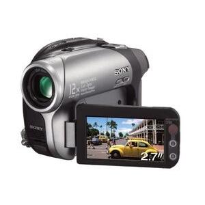 Photo of Sony DCR-DVD203E Camcorder