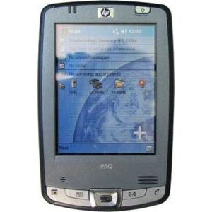 Photo of HP IPAQ HX 2110 GPS PDA